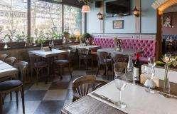 Средиземноморский Ресторан Terra & Mare Rome Barcelona (Терра Маре Рома Барселона) фото 1