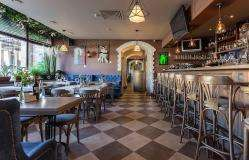 Средиземноморский Ресторан Terra & Mare Rome Barcelona (Терра Маре Рома Барселона) фото 2