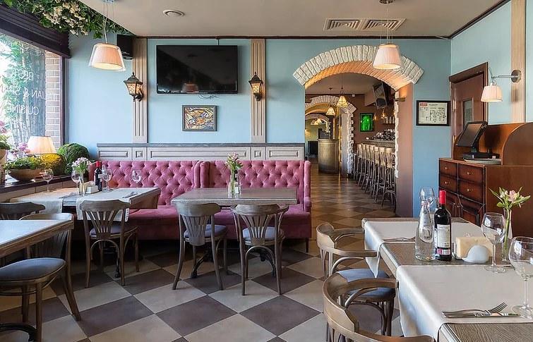Средиземноморский Ресторан Terra & Mare Rome Barcelona (Терра Маре Рома Барселона) фото 4