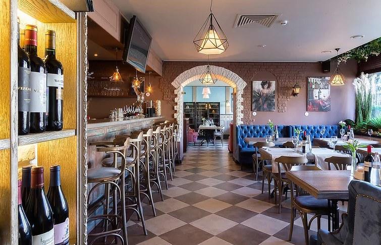Средиземноморский Ресторан Terra & Mare Rome Barcelona (Терра Маре Рома Барселона) фото 5