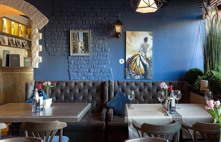 Средиземноморский Ресторан Terra & Mare Rome Barcelona (Терра Маре Рома Барселона) фото 12