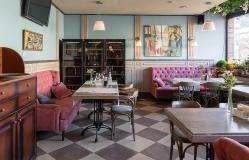Средиземноморский Ресторан Terra & Mare Rome Barcelona (Терра Маре Рома Барселона) фото 16