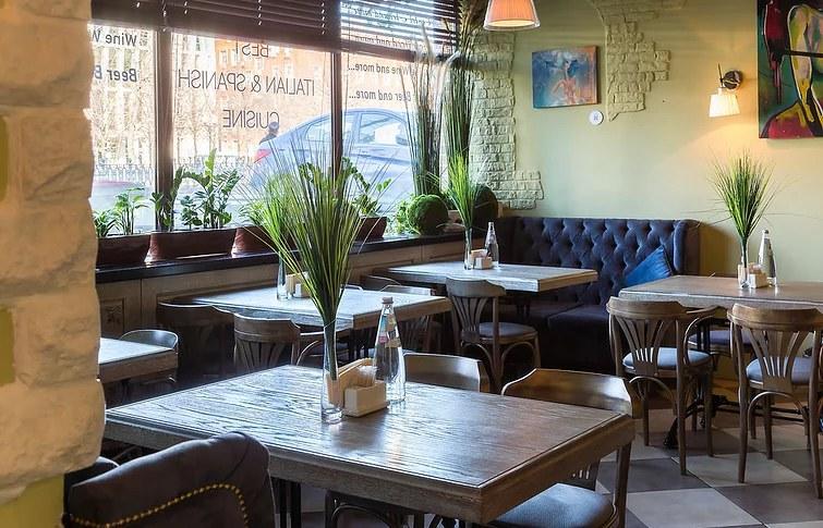 Средиземноморский Ресторан Terra & Mare Rome Barcelona (Терра Маре Рома Барселона) фото 17