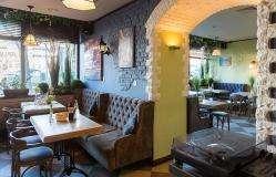Средиземноморский Ресторан Terra & Mare Rome Barcelona (Терра Маре Рома Барселона) фото 18