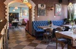 Средиземноморский Ресторан Terra & Mare Rome Barcelona (Терра Маре Рома Барселона) фото 19