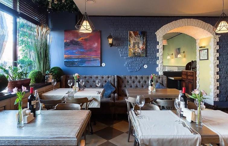 Средиземноморский Ресторан Terra & Mare Rome Barcelona (Терра Маре Рома Барселона) фото