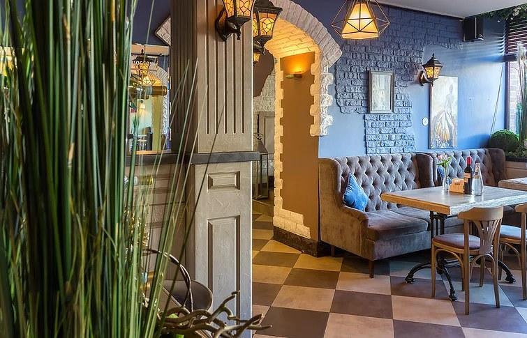 Средиземноморский Ресторан Terra & Mare Rome Barcelona (Терра Маре Рома Барселона) фото 21