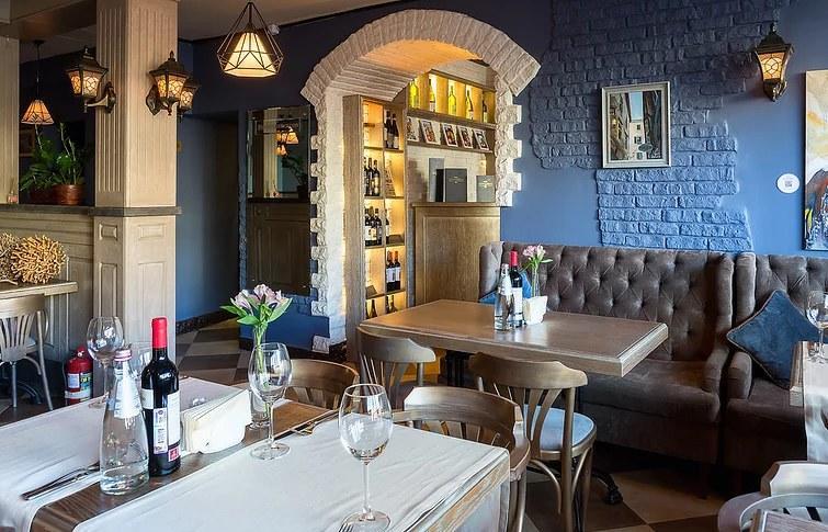 Средиземноморский Ресторан Terra & Mare Rome Barcelona (Терра Маре Рома Барселона) фото 24