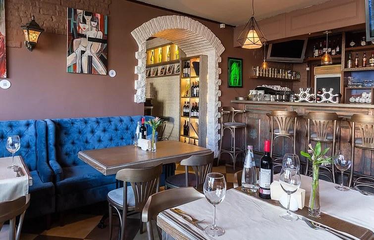 Средиземноморский Ресторан Terra & Mare Rome Barcelona (Терра Маре Рома Барселона) фото 26