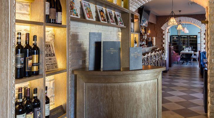 Средиземноморский Ресторан Terra & Mare Rome Barcelona (Терра Маре Рома Барселона) фото 34