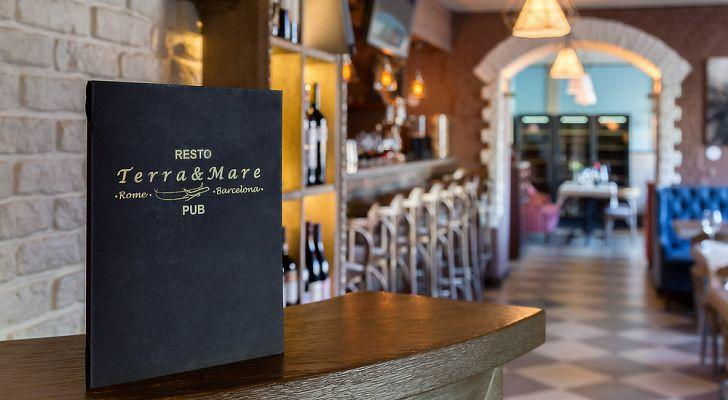 Средиземноморский Ресторан Terra & Mare Rome Barcelona (Терра Маре Рома Барселона) фото 33