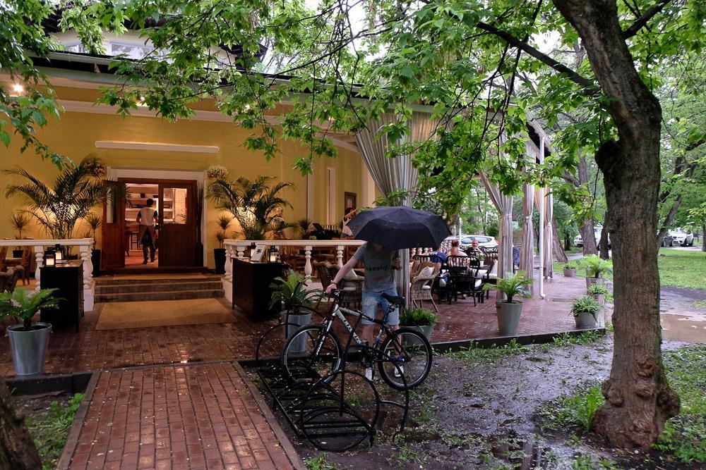 Ресторан Верещагин на ВДНХ фото 9