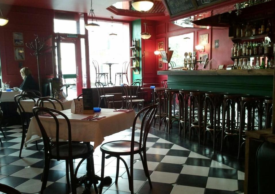 Французское Кафе Жан-Жак на Таганке (Таганская / Верхняя Радищевская) фото 1