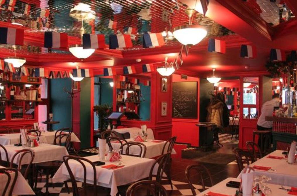 Французское Кафе Жан-Жак на Таганке (Таганская / Верхняя Радищевская) фото 2