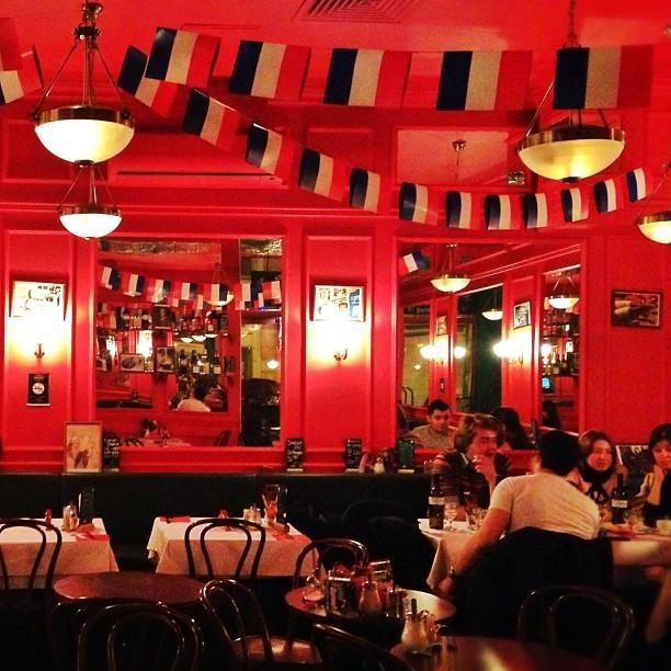 Французское Кафе Жан-Жак на Маросейке (Китай Город / Покровка) фото 2