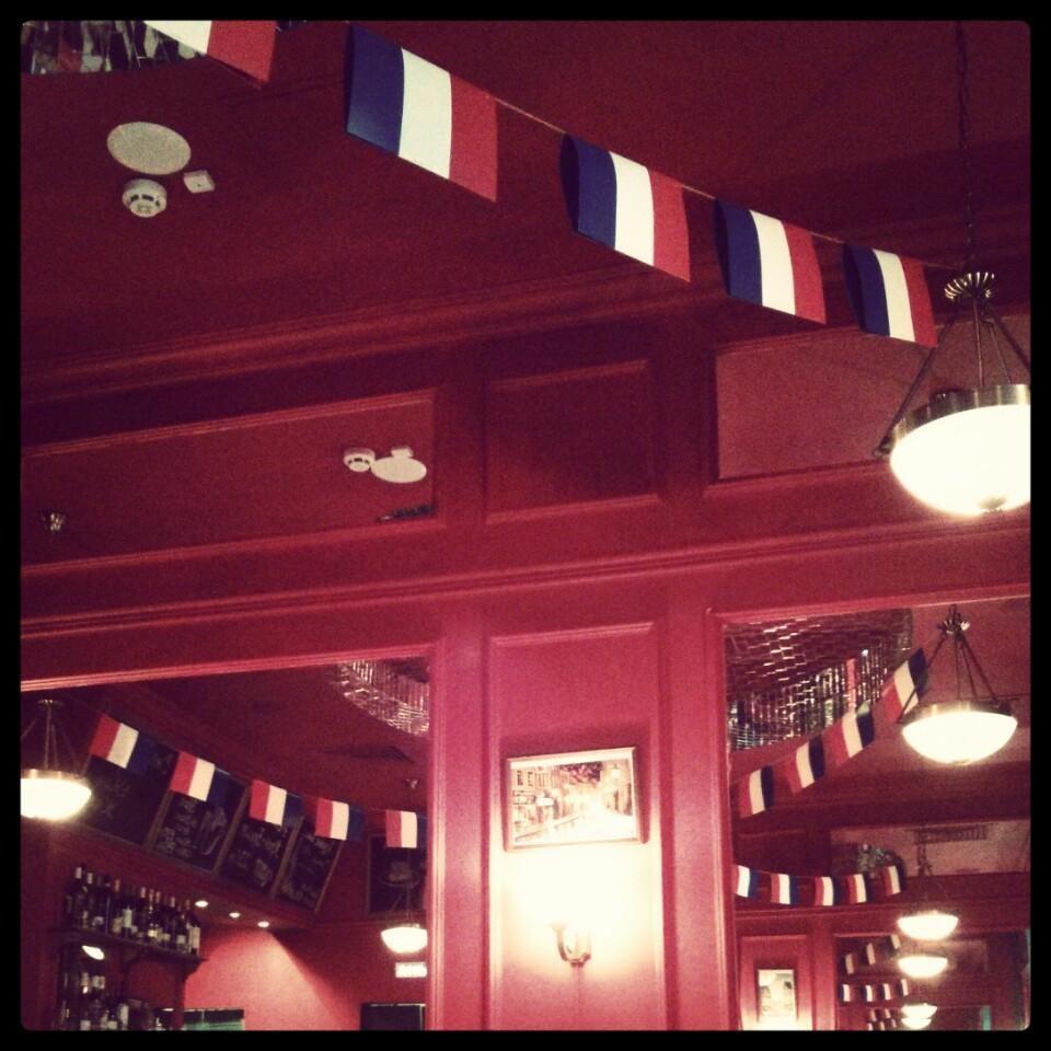 Французское Кафе Жан-Жак на Маросейке (Китай Город / Покровка) фото 6