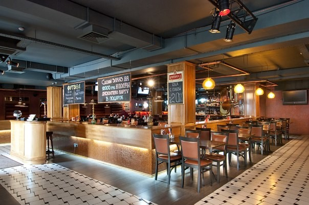 Ресторан Биродром на Бабушкинской фото 7