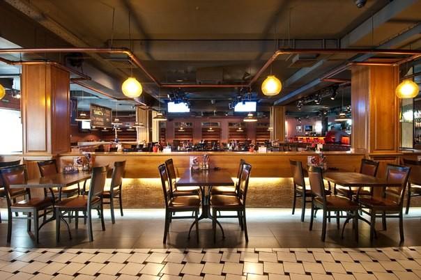 Ресторан Биродром на Бабушкинской фото