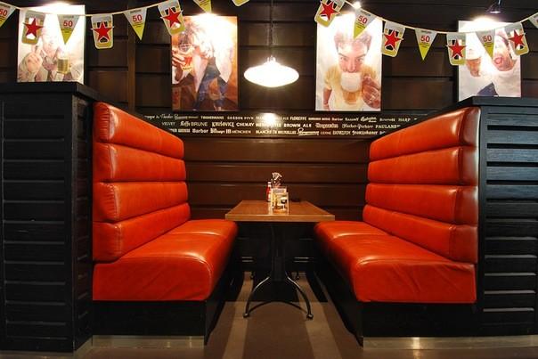 Ресторан Биродром на Университете фото 17