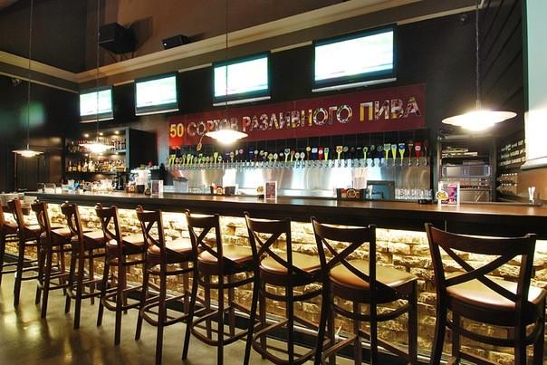 Ресторан Биродром на Университете фото 4