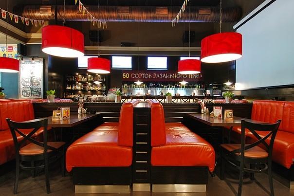 Ресторан Биродром на Университете фото 5