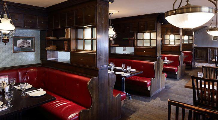 Ресторан Иван Дурдинъ на Пролетарской фото 22