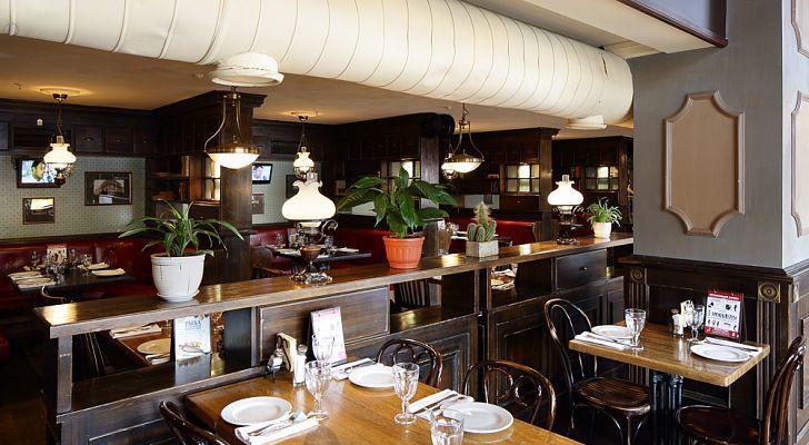Ресторан Иван Дурдинъ на Пролетарской фото 20