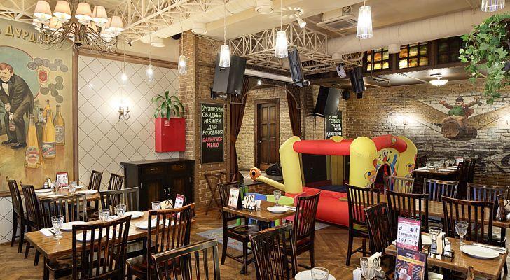 Ресторан Иван Дурдинъ на Пролетарской фото 7