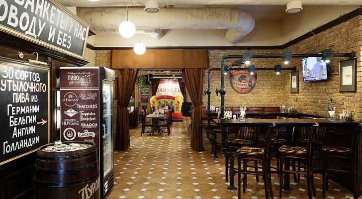 Ресторан Иван Дурдинъ на Пролетарской фото 5