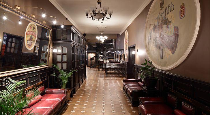 Ресторан Иван Дурдинъ на Университете фото
