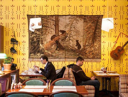 Кафе Вареничная №1 на Смоленской фото 4