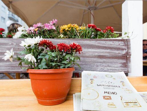 Кафе Вареничная №1 на Смоленской фото 3