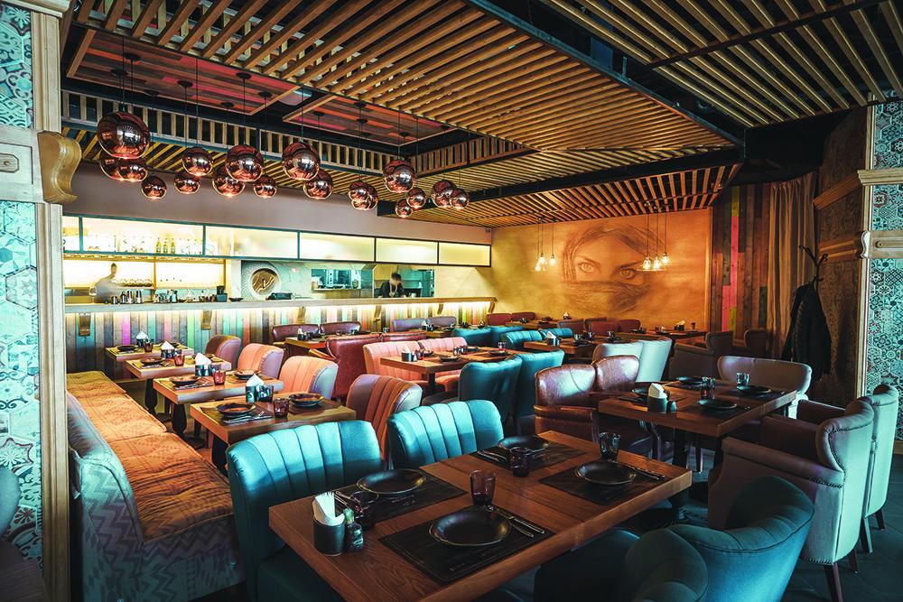 Восточный Ресторан Казан Бар на Цветном Бульваре фото 3