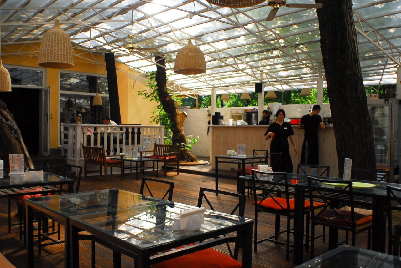 ���� ��� (Lounge Cafe) �� ������������� ���� 12