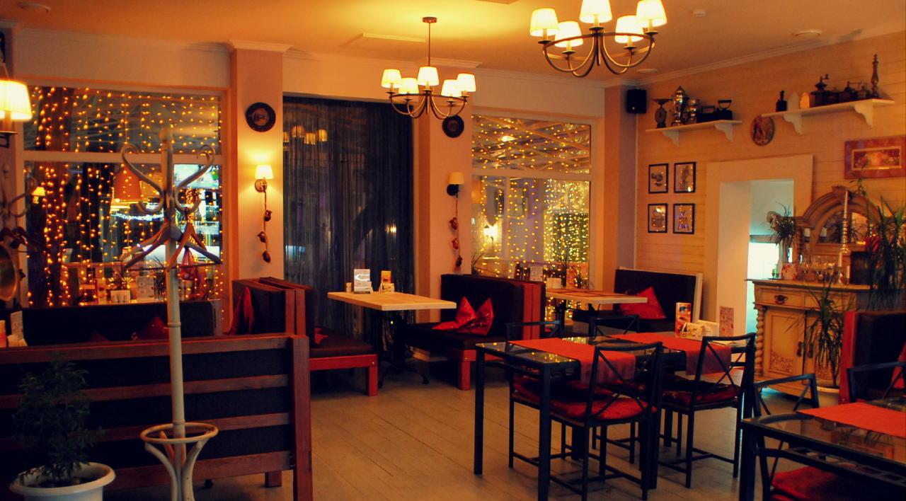 ���� ��� (Lounge Cafe) �� ������������� ���� 1