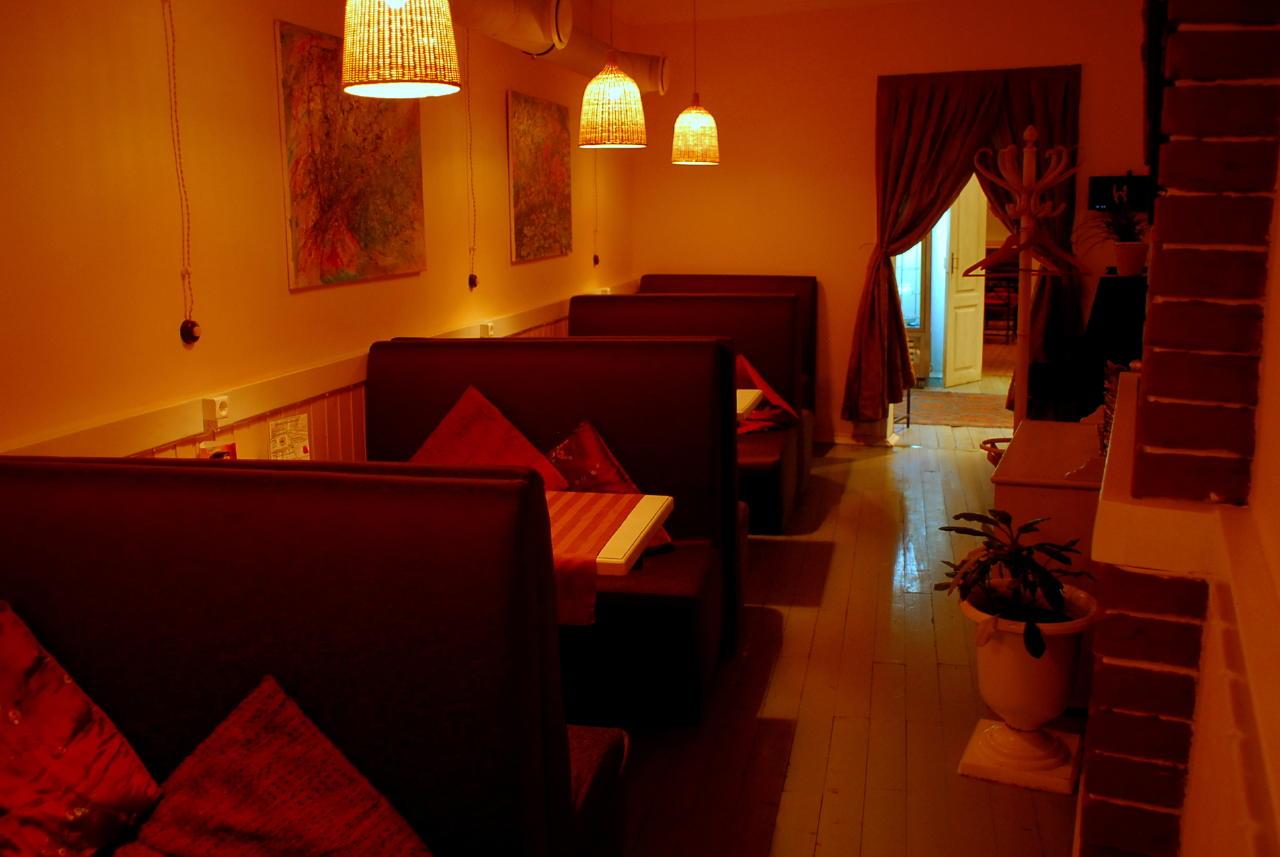 ���� ��� (Lounge Cafe) �� ������������� ���� 3