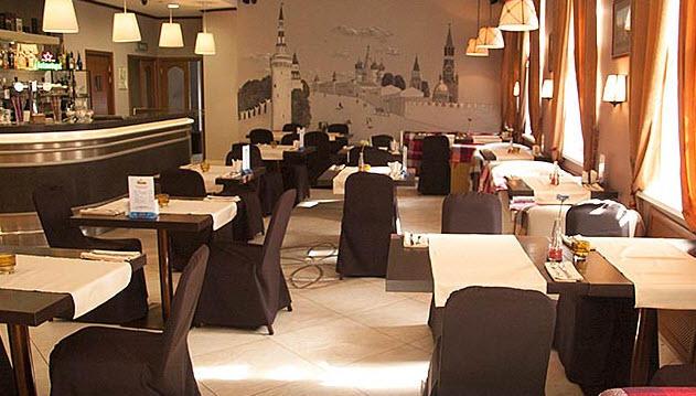 Кафе Пальмира на Малой Дмитровке (Пушкинская / Чеховская) фото 11