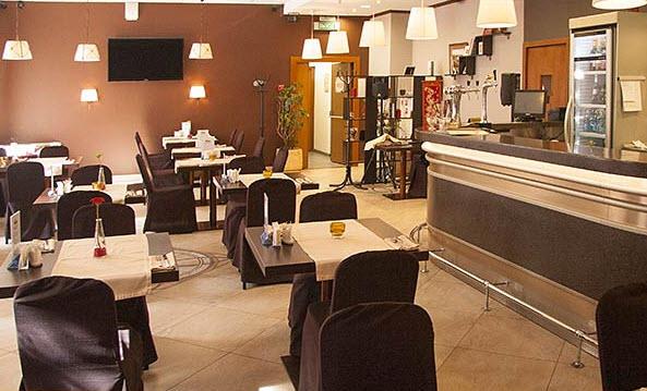 Кафе Пальмира на Малой Дмитровке (Пушкинская / Чеховская) фото 7