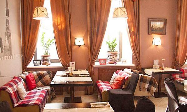 Кафе Пальмира на Малой Дмитровке (Пушкинская / Чеховская) фото 6