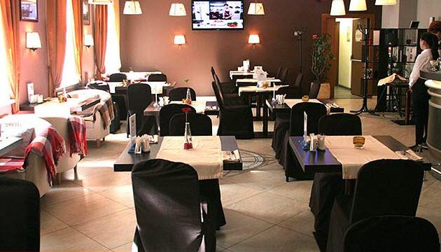 Кафе Пальмира на Малой Дмитровке (Пушкинская / Чеховская) фото 2