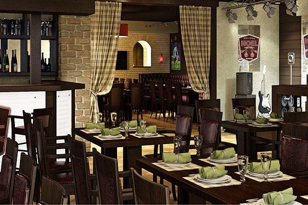 Ресторан Ели-пили (Eli-Pili) фото 9
