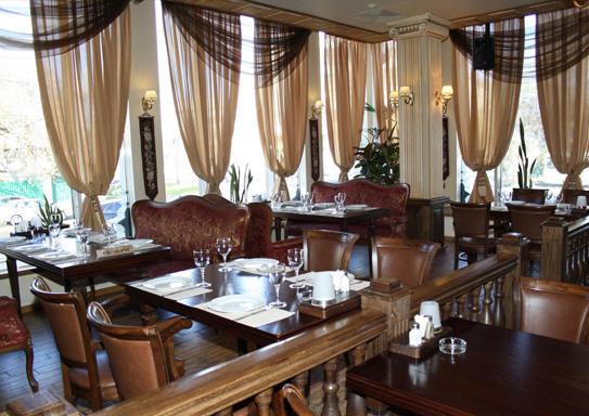 Русский Ресторан Денисъ Давыдовъ (Денис Давыдов) фото 8
