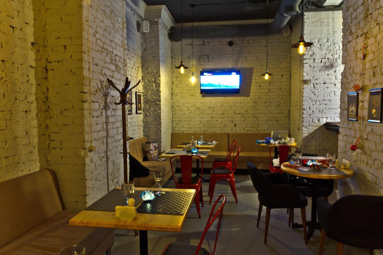 Кафе Жили-были на Тушинской фото