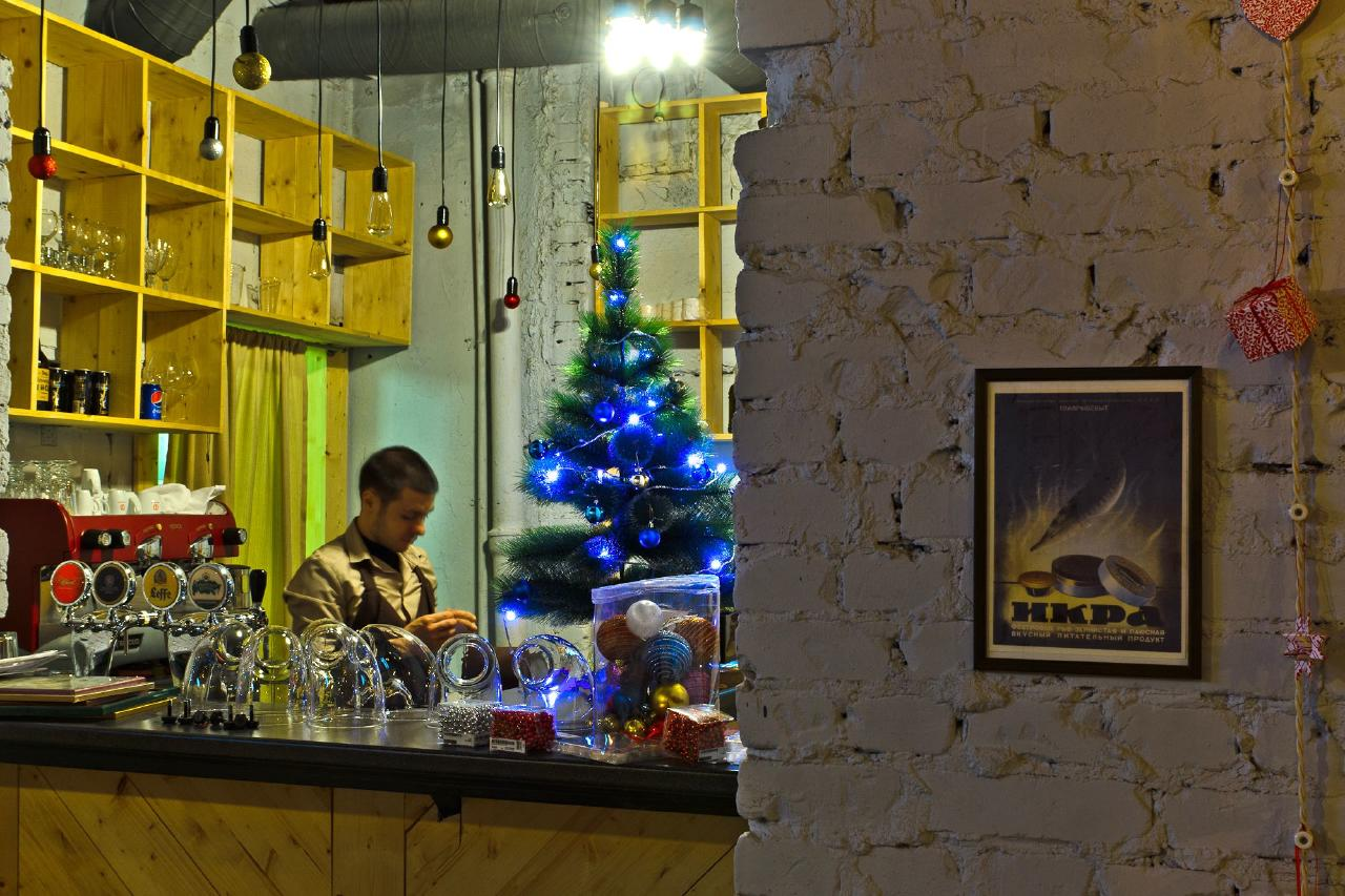 Кафе Жили-были на Тушинской фото 8