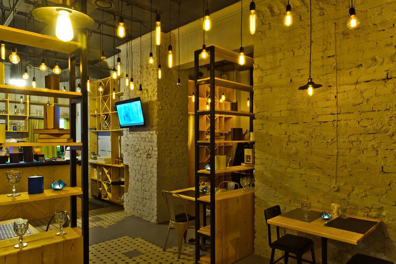 Кафе Жили-были на Тушинской фото 9