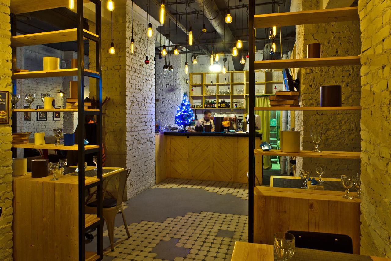 Кафе Жили-были на Тушинской фото 7