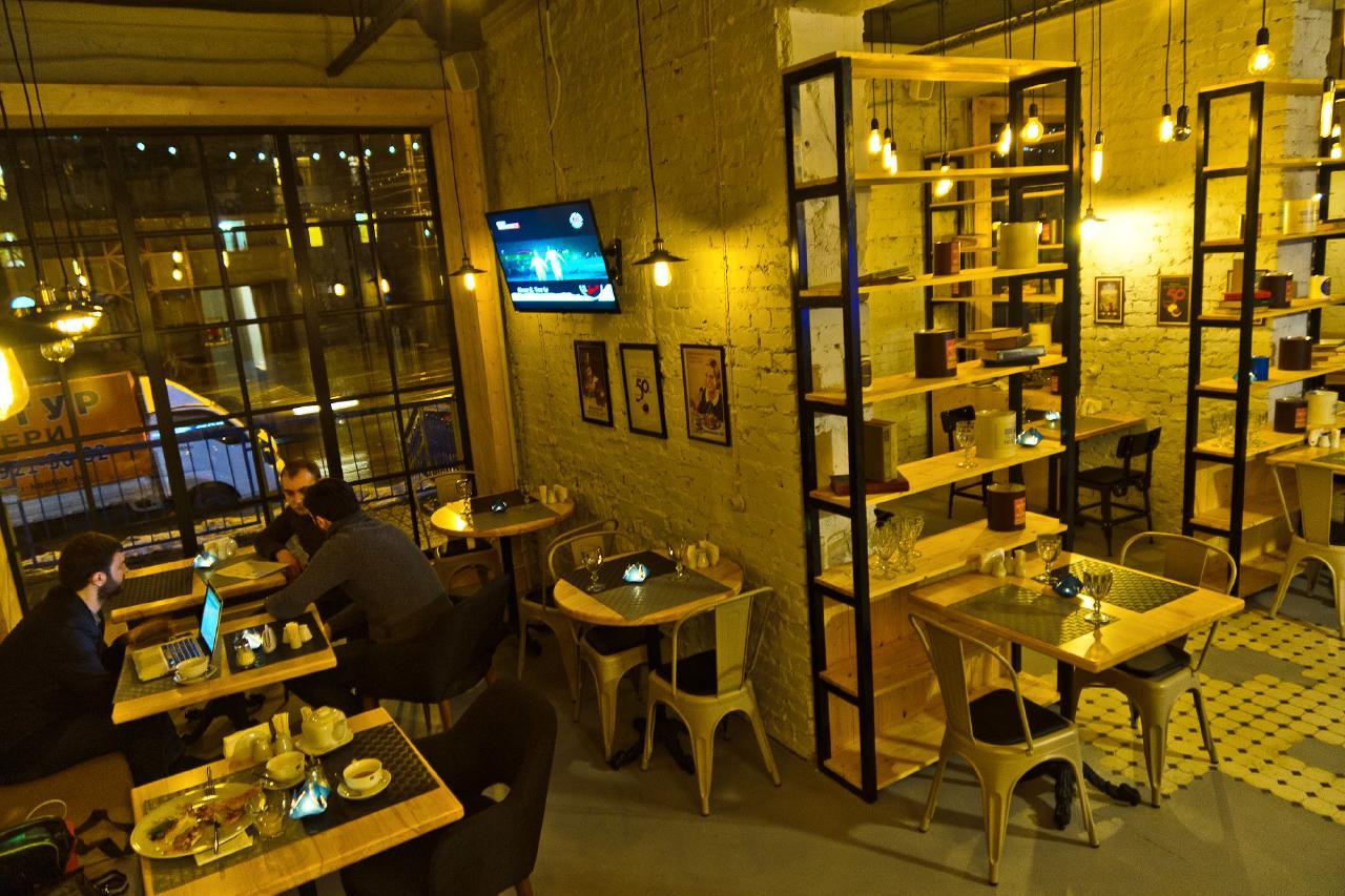 Кафе Жили-были на Тушинской фото 1