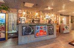 Кафе Жили-были в Беляево фото 9