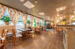 Кафе Жили-были в Беляево фото 7