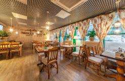 Кафе Жили-были в Беляево фото 6